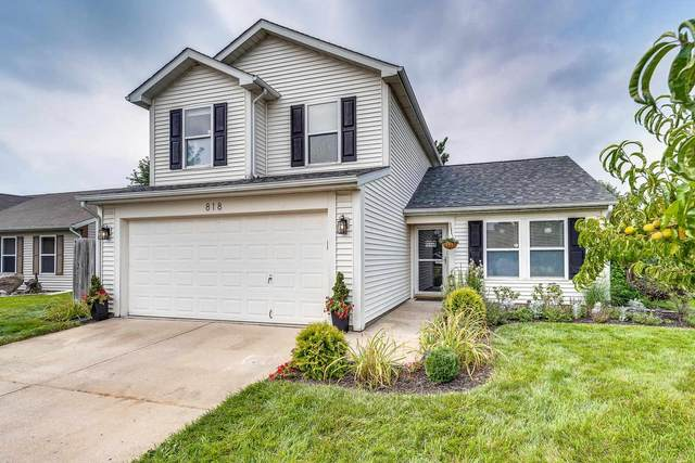 818 Harrington Drive, Lafayette, IN 47909 (MLS #202129627) :: The Romanski Group - Keller Williams Realty