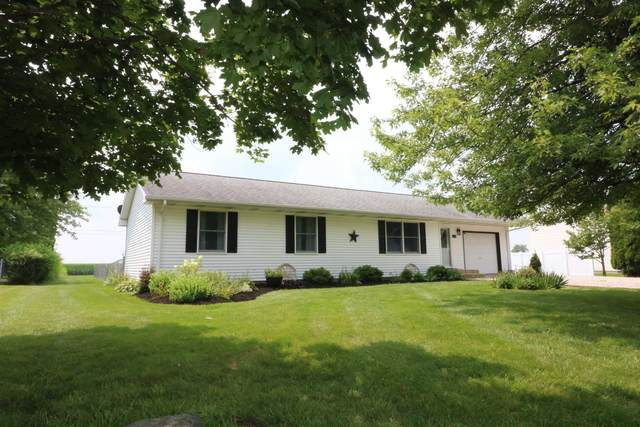 511 S Park Drive, Monticello, IN 47960 (MLS #202129800) :: Aimee Ness Realty Group