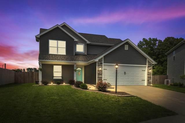 14926 Cypress Pointe Drive, Fort Wayne, IN 46818 (MLS #202129802) :: TEAM Tamara