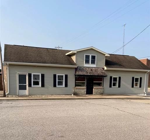 101 E Pennsylvania Street, Amboy, IN 46911 (MLS #202129851) :: The Romanski Group - Keller Williams Realty