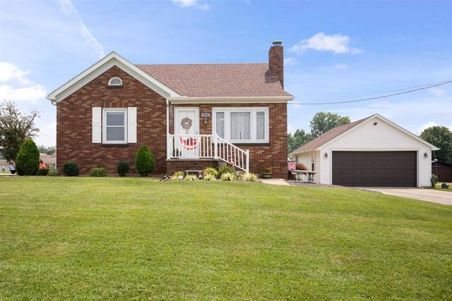 505 E Park Street, Fort Branch, IN 47648 (MLS #202129852) :: Aimee Ness Realty Group