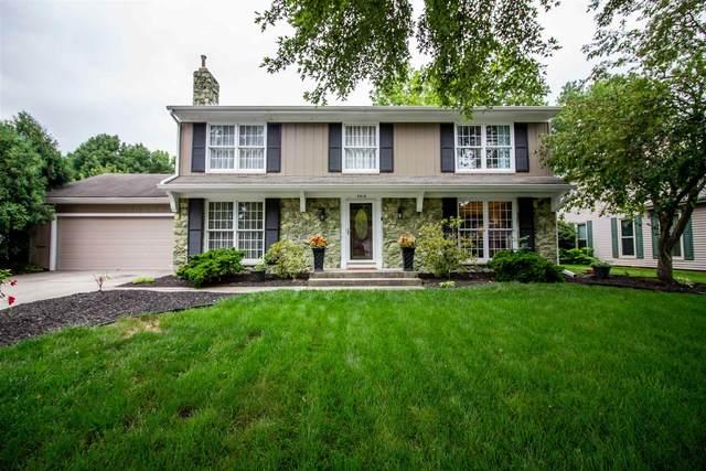 5616 Woodhurst Boulevard, Fort Wayne, IN 46807 (MLS #202129864) :: JM Realty Associates, Inc.
