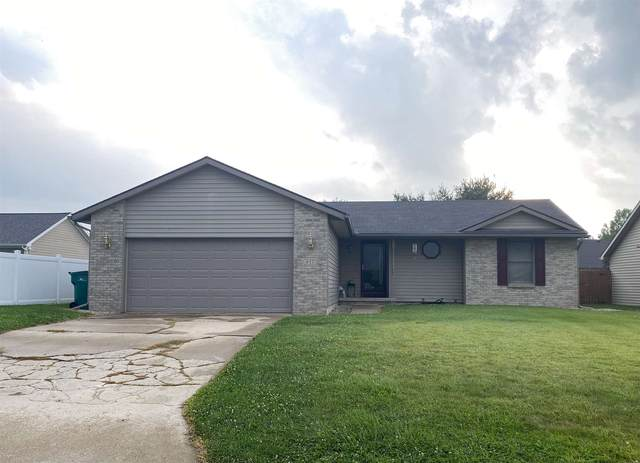 417 Chaparral Drive, Russiaville, IN 46979 (MLS #202129919) :: The Romanski Group - Keller Williams Realty