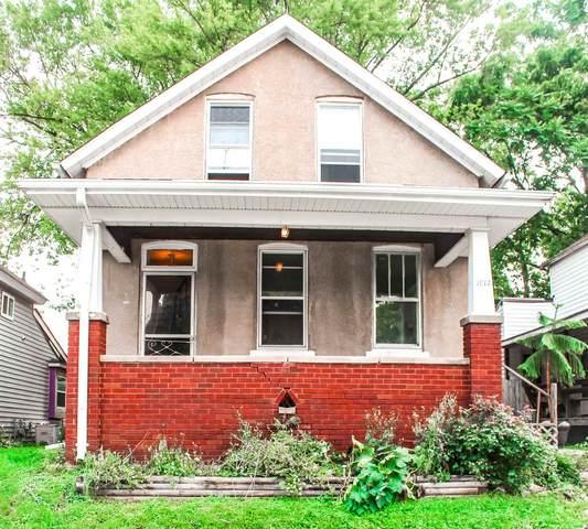 1012 S 14th Street #2, Lafayette, IN 47905 (MLS #202129931) :: The Romanski Group - Keller Williams Realty