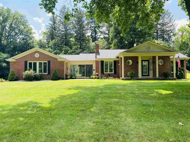 2115 N River Road, Marion, IN 46952 (MLS #202129999) :: The Carole King Team
