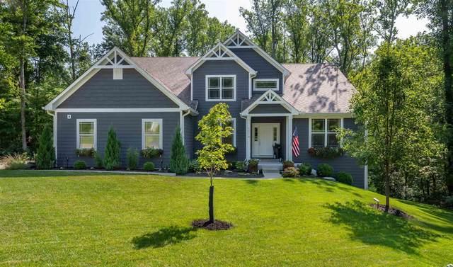 5014 N Muirfield Drive, Bloomington, IN 47401 (MLS #202130019) :: Aimee Ness Realty Group
