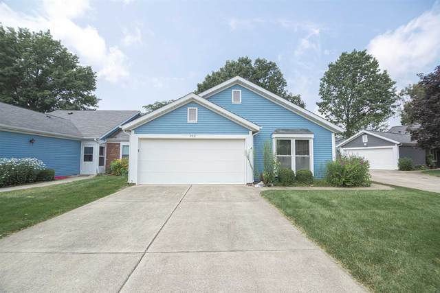 302 Westview Circle, West Lafayette, IN 47906 (MLS #202130044) :: Aimee Ness Realty Group
