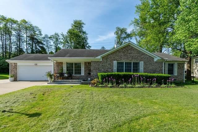3640 E Grandview Drive, Bloomington, IN 47408 (MLS #202130090) :: JM Realty Associates, Inc.