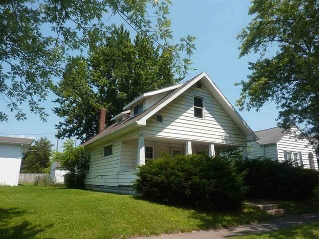 409 E Highland Avenue, Marion, IN 46952 (MLS #202130108) :: JM Realty Associates, Inc.