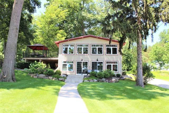 95 Lane 370B Jimmerson Lake, Fremont, IN 46737 (MLS #202130121) :: JM Realty Associates, Inc.
