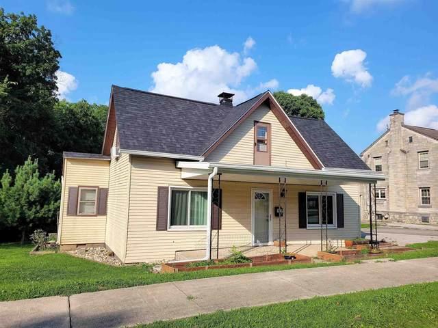 902 W Temperance Street, Ellettsville, IN 47429 (MLS #202130141) :: Anthony REALTORS
