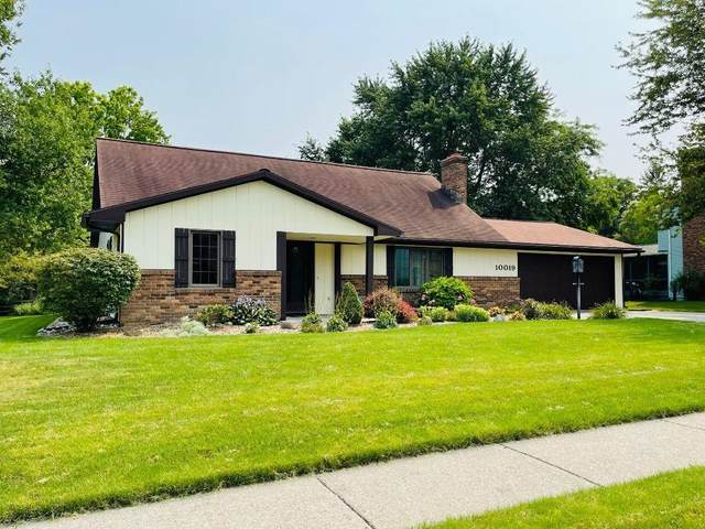 10019 Hibiscus Drive, Fort Wayne, IN 46804 (MLS #202130162) :: Parker Team