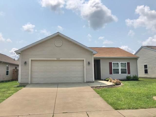5607 Dunston Drive, Lafayette, IN 47905 (MLS #202130185) :: The Romanski Group - Keller Williams Realty