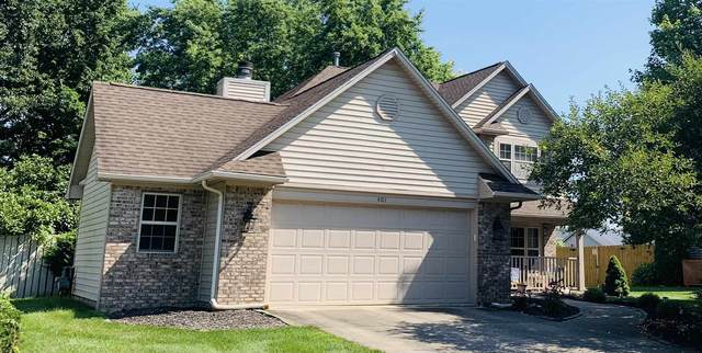 401 Castlewood Court, Lafayette, IN 47905 (MLS #202130219) :: The Carole King Team