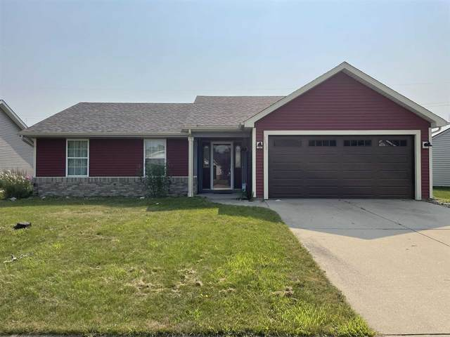 1115 Hornbeam West Circle, Lafayette, IN 47905 (MLS #202130260) :: Aimee Ness Realty Group
