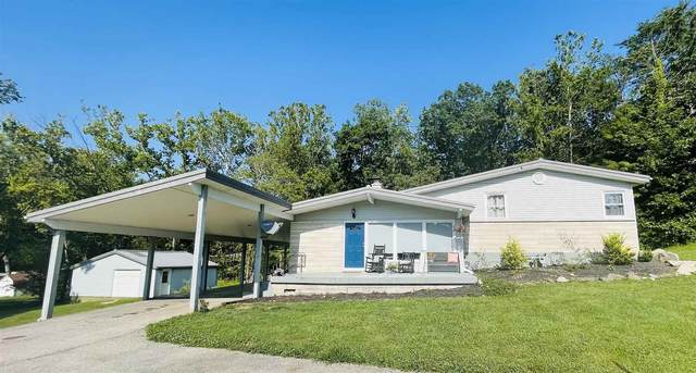 222 Mt Pleasant Road, Bedford, IN 47421 (MLS #202130280) :: JM Realty Associates, Inc.