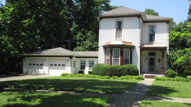 217 W North Street, Delphi, IN 46923 (MLS #202130283) :: Aimee Ness Realty Group