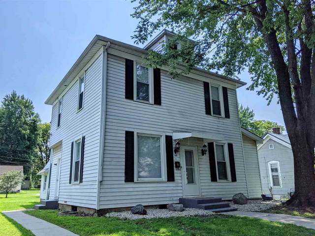 410 W South Street, Bluffton, IN 46714 (MLS #202130296) :: Aimee Ness Realty Group