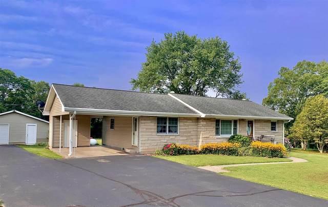 5316 W 54 Road, Springville, IN 47462 (MLS #202130497) :: JM Realty Associates, Inc.