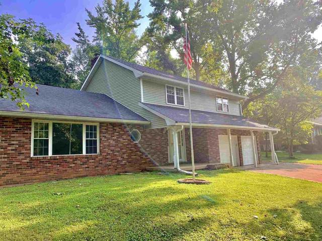 191 Riverview  Addition Road, Bedford, IN 47421 (MLS #202130511) :: JM Realty Associates, Inc.