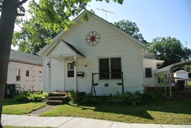 404 William Street, Plymouth, IN 46563 (MLS #202130521) :: JM Realty Associates, Inc.