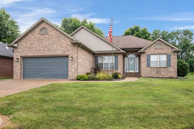 3105 Debbie Lane, Evansville, IN 47711 (MLS #202130524) :: The ORR Home Selling Team