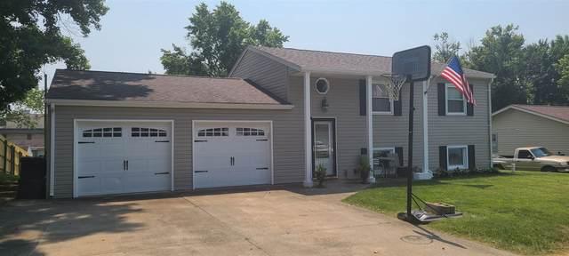 361 S Poplar Drive, Ellettsville, IN 47429 (MLS #202130528) :: Anthony REALTORS