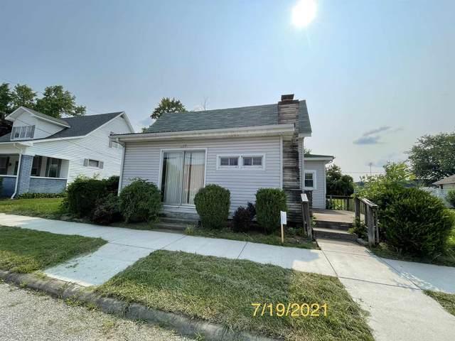 429 N 9th Street, Mitchell, IN 47446 (MLS #202130593) :: JM Realty Associates, Inc.