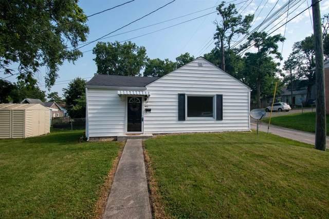 802 Tippecanoe Street, Lafayette, IN 47904 (MLS #202130601) :: Hoosier Heartland Team | RE/MAX Crossroads