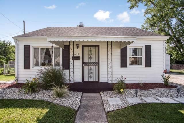 1634 W North Street, Kokomo, IN 46901 (MLS #202130623) :: Aimee Ness Realty Group
