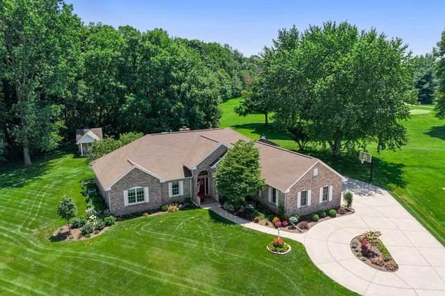 3726 Oak Ridge Drive, Elkhart, IN 46517 (MLS #202130633) :: Aimee Ness Realty Group