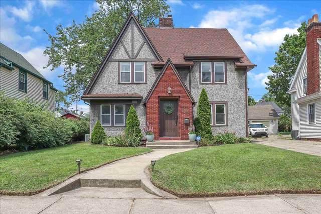1121 Belmont Avenue, South Bend, IN 46615 (MLS #202130688) :: The Harris Jarboe Group   Keller Williams Capital Realty
