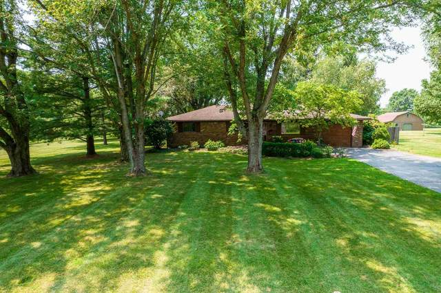 4025 N Willow Drive, Marion, IN 46952 (MLS #202130700) :: The Carole King Team