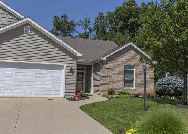 519 Williamson Circle, Angola, IN 46703 (MLS #202130714) :: The ORR Home Selling Team
