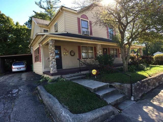 556 N 12th Street, New Castle, IN 47362 (MLS #202130726) :: JM Realty Associates, Inc.