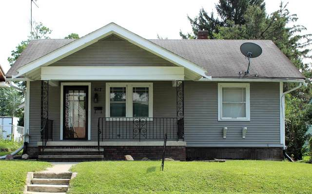 617 Florence Avenue, Fort Wayne, IN 46808 (MLS #202130728) :: Aimee Ness Realty Group