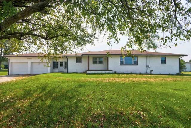 10840 N Green River Road, Evansville, IN 47725 (MLS #202130740) :: JM Realty Associates, Inc.