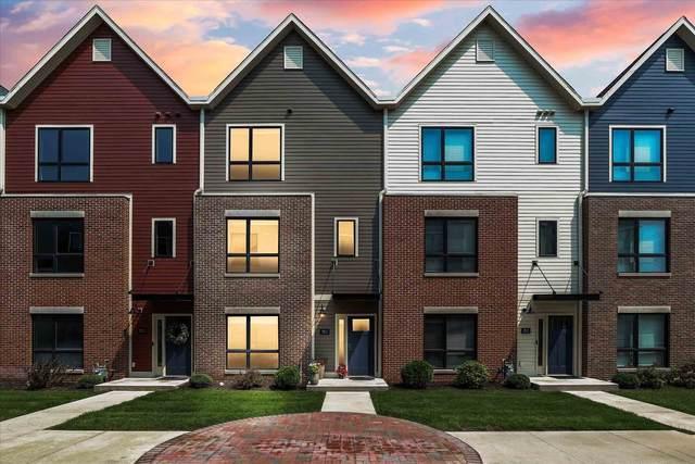 403 S Frances Street #4, South Bend, IN 46617 (MLS #202130756) :: JM Realty Associates, Inc.