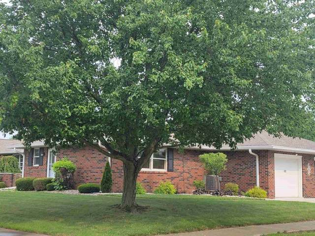 633 Candlewood Drive, Marion, IN 46952 (MLS #202130776) :: The Carole King Team