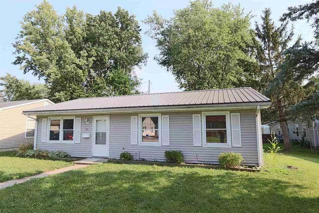 511 Freeman Drive, Monticello, IN 47960 (MLS #202130808) :: The Romanski Group - Keller Williams Realty