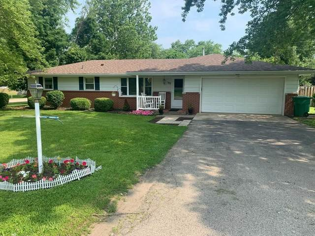160 Midway Drive, New Castle, IN 47362 (MLS #202130818) :: RE/MAX Legacy