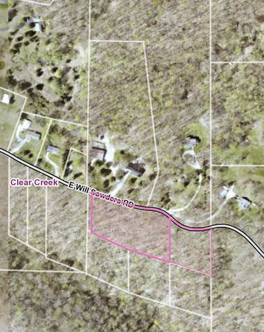 TBD E Will Sowders Road, Bloomington, IN 47401 (MLS #202130837) :: Aimee Ness Realty Group