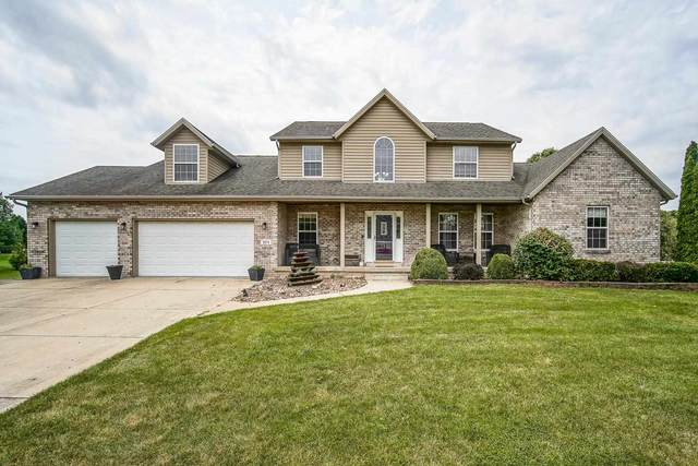2274 E Flowering Crab Drive, Lafayette, IN 47905 (MLS #202130839) :: Aimee Ness Realty Group