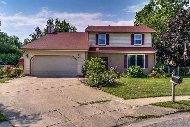 215 Newton Court, West Lafayette, IN 47906 (MLS #202130850) :: The Carole King Team