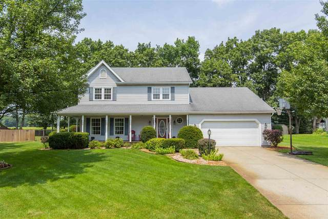 50520 Weeping Willow Run E Drive, Granger, IN 46530 (MLS #202130881) :: Aimee Ness Realty Group