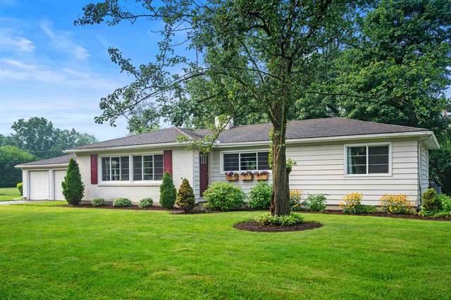4709 W Universtiy Avenue, Muncie, IN 47304 (MLS #202130892) :: The ORR Home Selling Team