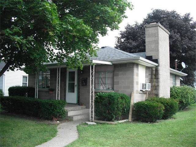 1126 S 22nd Street, New Castle, IN 47362 (MLS #202130912) :: RE/MAX Legacy