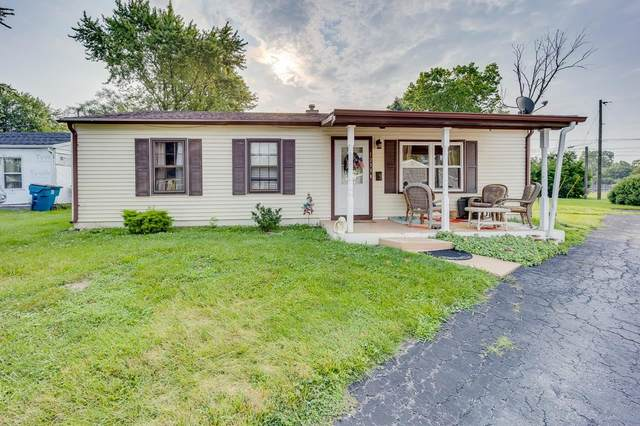 1233 Green Acre Court, Wabash, IN 46992 (MLS #202130979) :: The Carole King Team