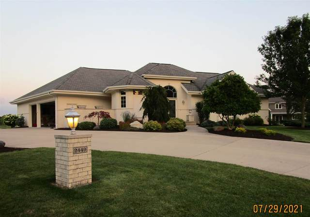 2449 Red Oak Court, Bluffton, IN 46714 (MLS #202130981) :: Aimee Ness Realty Group