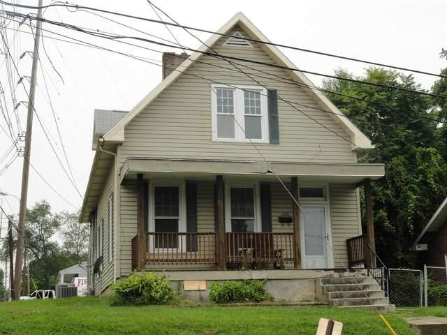 500 N Barker Avenue, Evansville, IN 47712 (MLS #202130985) :: Aimee Ness Realty Group